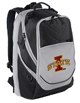 ISU Iowa State Laptop Backpack