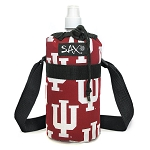 IU Indiana University Water Bottle Holder