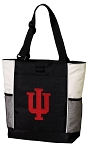 IU Indiana University Tote Bag W