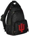 IU Indiana University Backpack Cross Body Style