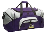 LARGE James Madison University Duffle Bags & Gym Bags