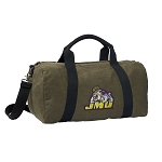James Madison Duffel RICH COTTON Washed Finish Khaki