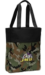 JMU Tote Bag Everyday Carryall Camo