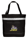 James Madison Insulated Tote Bag Black