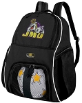 James Madison Ball Backpack Bag