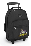 James Madison Rolling Backpacks Black