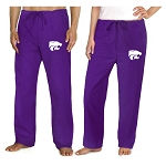 Kansas State University Scrubs Bottoms Pants