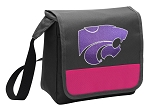 K-State Lunch Bag Cooler Pink