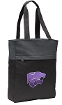 K-State Tote Bag Everyday Carryall Black