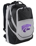 Kansas State Laptop Backpack