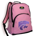K-State Pink Backpack