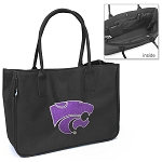 Kansas State Handbag Logo Purse