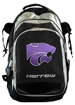 K-State Harrow Field Hockey Lacrosse Backpack Bag