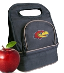Kansas Jayhawks Lunch Bag Black