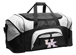BEST Womens University of Kentucky Duffel Bags or UK Wildcats Gym bags