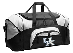 University of Kentucky Duffel Bags or Kentucky Wildcats Gym Bags For Men or Women