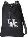 Kentucky Wildcats Cotton Drawstring Bag Backpacks