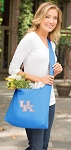 Ladies Kentucky Wildcats Tote Bag Sling Style Teal