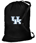 Kentucky Wildcats Laundry Bag Black