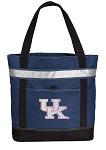 Ladies Kentucky Wildcats Insulated Tote Bag Navy