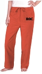 Ladies Prison Costume Pants