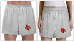 University of Louisville Cardinals Boxers