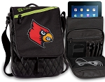 Louisville Cardinals Tablet Bags & Cases Green