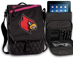 Louisville Cardinals Tablet Bags & Cases Pink