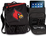 Louisville Cardinals Tablet Bags & Cases Red