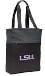 LSU Tote Bag Everyday Carryall Black