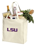 LSU Tigers Shopping Bags Canvas