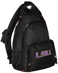 LSU Tigers Backpack Cross Body Style