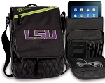 LSU Tigers Tablet Bags & Cases Green