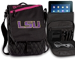 LSU Tigers Tablet Bags & Cases Pink