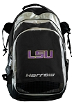 LSU Tigers Harrow Field Hockey Lacrosse Backpack Bag