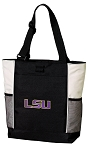 LSU Tigers Tote Bag W
