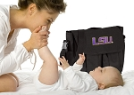 LSU Tigers Diaper Bags