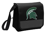 Michigan State Lunch Bag Cooler Black