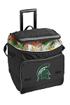 Michigan State Rolling Cooler Bag