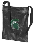 Michigan State CrossBody Bag COOL Hippy Bag