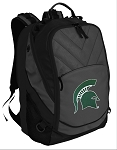 Michigan State Deluxe Laptop Backpack Black