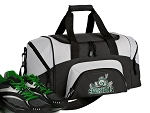 Small Michigan State Gym Bag or Small Michigan State Peace Frogs Duffel