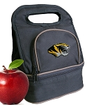 University of Missouri Lunch Bag Black