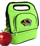 Mizzou Lunch Bag Green