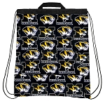 Mizzou Drawstring Backpacks