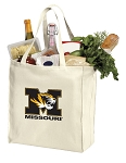 Mizzou Shopping Bags Canvas