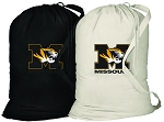 Mizzou Laundry Bags 2 Pc Set