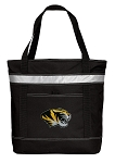 University of Missouri Insulated Tote Bag Black