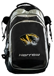 University of Missouri Harrow Field Hockey Lacrosse Backpack Bag