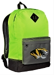 Missouri Backpack Classic Style Fashion Green